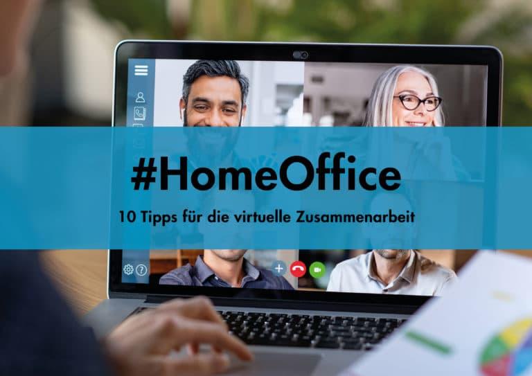 Photo Homeoffice: 10 Tipps für die virtuelle Zusammenarbeit
