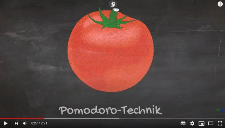 Photo Produktiv mit der Pomodoro-Technik